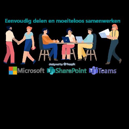 Microsoft Samenwerken SharePoint Teams